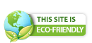 WebSite powered by renewable energy